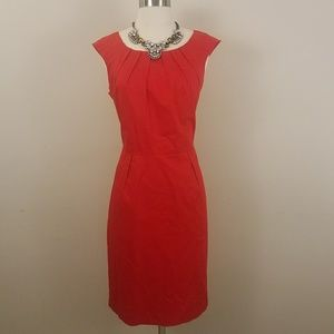 Calvin Klein | Red Dress  [Dresses]